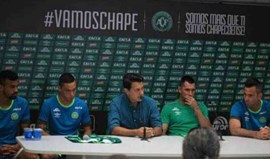 Artur Moraes vai defender baliza da Chapecoense