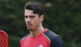 Já haverá acordo para José Fonte se mudar para Londres