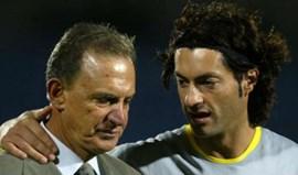Morreu técnico bicampeão pelo FC Porto
