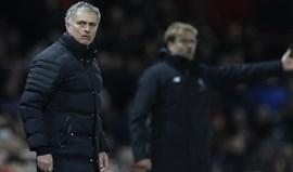 Mourinho anda a ser perseguido por uma fã
