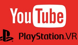 YouTube chega à PlayStation VR