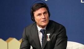 Javier Zanetti: «Contratar Layún? Não creio»
