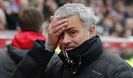 Mourinho: «Temos demasiados empates para o futebol ofensivo que produzimos»