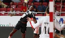 Benfica derrotado em casa do Avanca