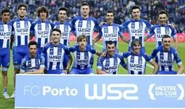 W52-FC Porto apresenta-se aos sócios com três reforços