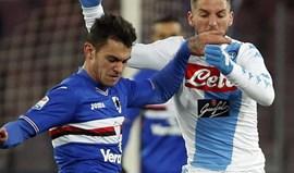 Pedro Pereira ainda é opçãona Sampdoria