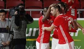 Benfica dá a volta e vence em Vila do Conde