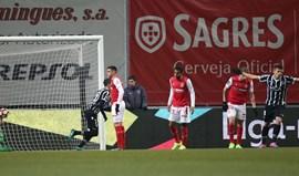 Sp. Braga-V. Guimarães, 1-2