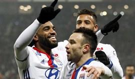 Lyon supera Marselha e consolida quarto lugar
