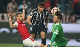 A crónica do Sp. Braga-V. Guimarães, 1-2: Vitória de gala demoliu a pedreira