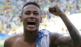 Scolari: «Neymar vai destronar Ronaldo e Messi»
