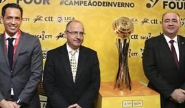 Pedro Proença quer o vencedor da Taça CTT nas competições europeias