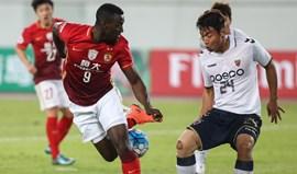 Scolari deixa Jackson Martínez de fora da Champions asiática
