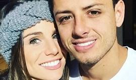 Chicharito termina noivado com Lucía Villalón