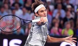 Roger Federer passa às meias-finais e reencontra Wawrinka