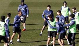 Real Madrid com Ronaldo e Danilo, mas sem James Rodríguez