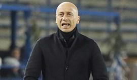 Palermo a caminho do quarto treinador da época