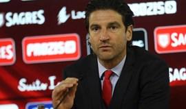 Jorge Simão: «André Pinto no Sporting? É um assunto que não me diz respeito»