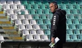 Couceiro diz que jogo com o Sp. Braga será decidida por pormenores