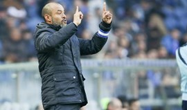 Nuno Espírito Santo avisa Juventus: «O nosso futebol não vai mudar»