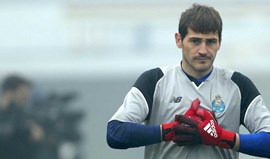 Casillas já deixou aviso a Higuaín