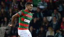 Dyego Sousa ouvido sexta-feira pelo Tribunal Arbitral do Desporto