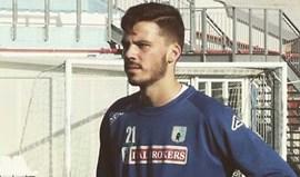 João Silva na final da Taça de Itália de Primavera