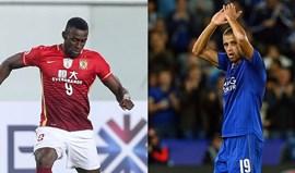 Jackson Martínez pode render Slimani no Leicester