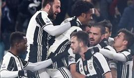 Juventus 'vinga-se' e afasta AC Milan da Taça