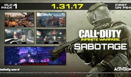 Call of Duty: Infinite Warfare tem novo DLC