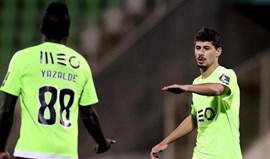 Vitória por 3-1 em particular frente Freamunde