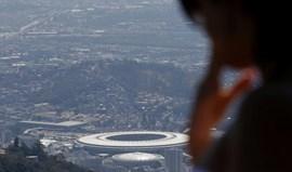 Estádio do Maracanã volta a ficar às escuras