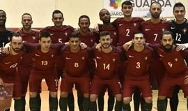 Seleção principal derrota Sub-21 em jogo-treino