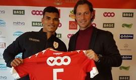 Bélgica: Danilo estreia-se com empate no Standard