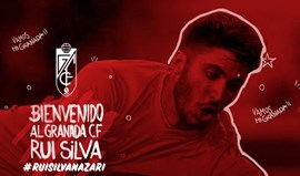 Rui Silva assina pelo Granada