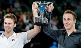 Peers e Kontinen conquistam título de pares pela primeira vez