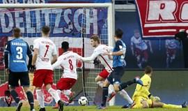 RB Leipzig acaba com invencibilidade do Hoffenheim