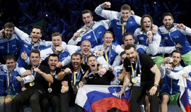 Eslovénia vence Croácia e conquista bronze no Mundial