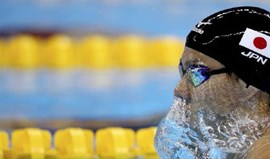 Ippei Watanabe bate recorde do mundo dos 200 metros bruços