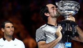 Federer: «Se tivesse sido o Nadal a ganhar também estaria satisfeito»