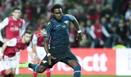 A crónica do Sp. Braga-Moreirense (0-1): Campeão de corpo inteiro
