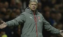 Wenger: «Não preciso de Benzema nem nenhum outro avançado»