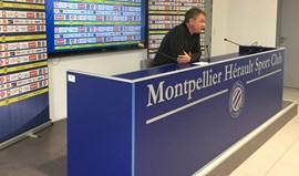 Montpellier substitui treinador Frédéric Hantz por uma dupla