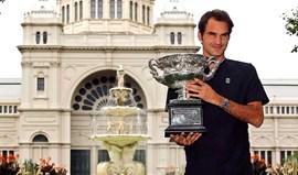 Novos limites para Roger Federer