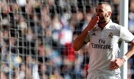Benzema deixa recado aos adeptos
