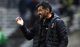 Sérgio Conceição cai na Taça de França