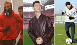 Todas as mexidas do Benfica neste mercado de transferências
