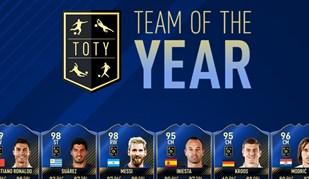 Esta é a equipa do ano de FIFA 17
