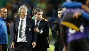 Cinco momentos que marcam a crise no Sporting