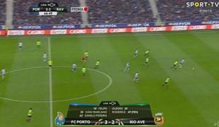 Jorge Sousa assinala fora de jogo a Rui Pedro